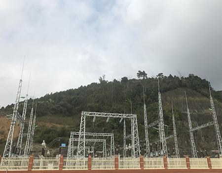 Hòa lưới trạm 110kV Nậm Xây Luông
